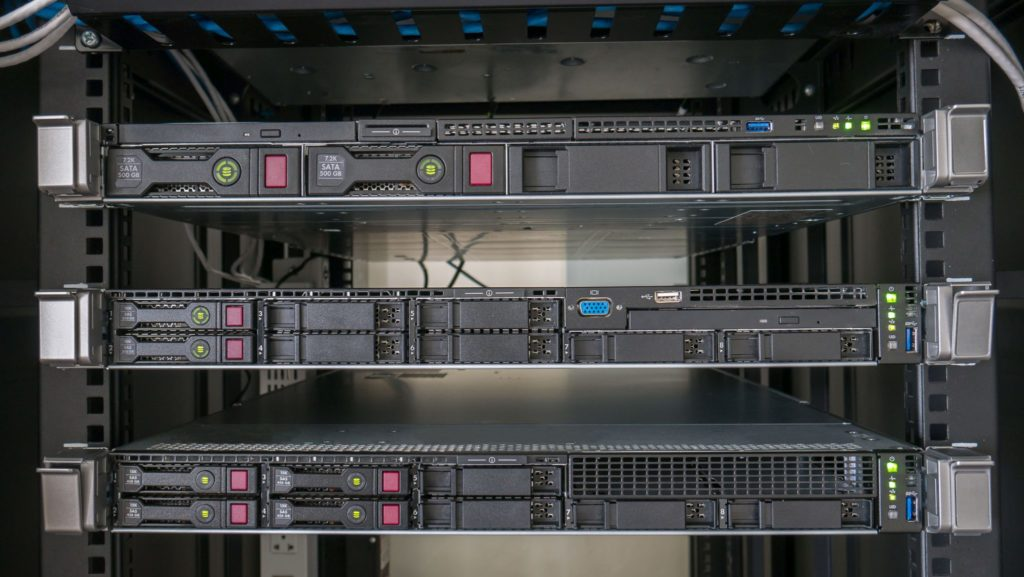 Physical Server Colocation Cloud Storage Services For